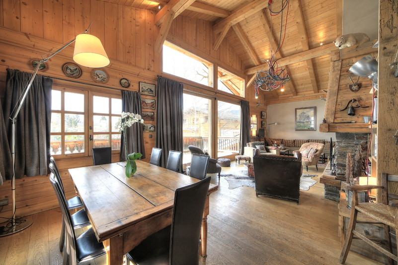 See details MEGEVE Villa 6 rooms, 5 bedrooms